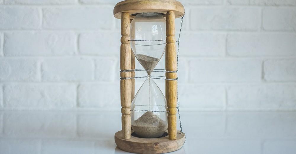 Es gibt nur eine Zeit - deine Zeit
