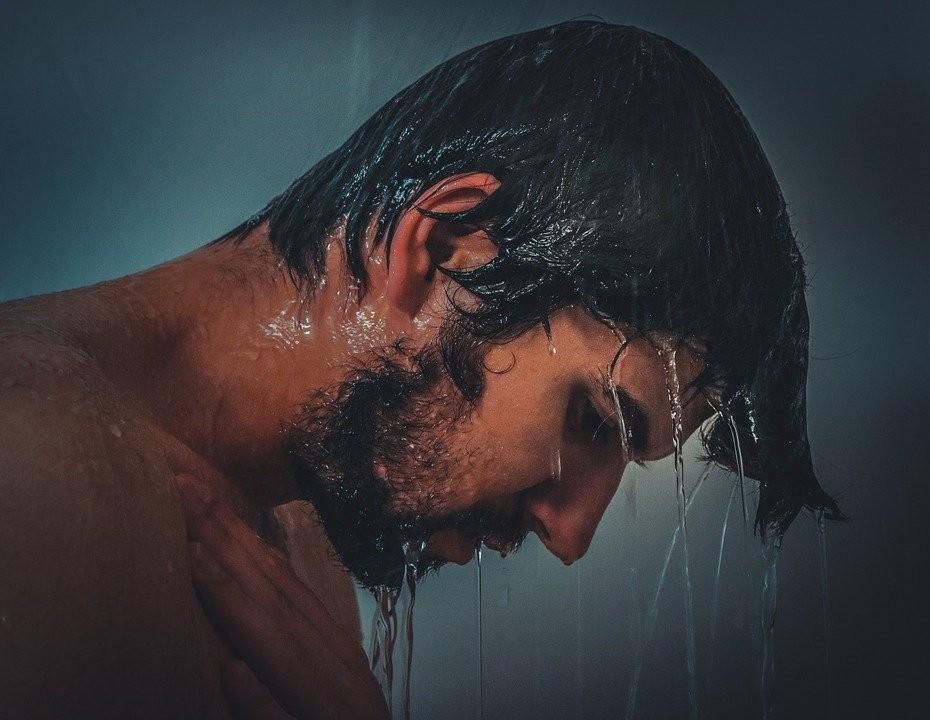Eine warme Dusche für Obdachlose
