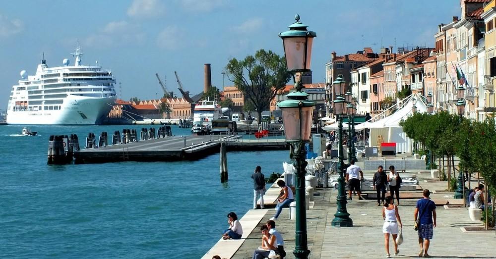 Venedig bleibt beim Verbot für Kreuzfahrtschiffe