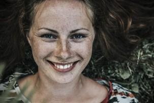 Lächeln hilft bei Stress