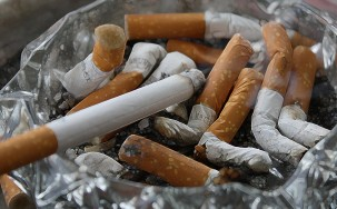 Deutlich weniger rauchende Jugendliche